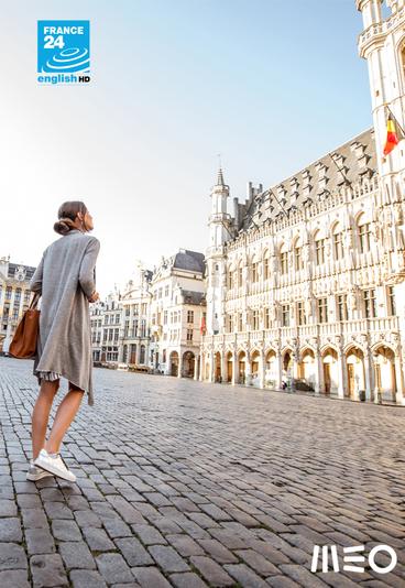Participe e ganhe um fim de semana para duas pessoas a Bruxelas