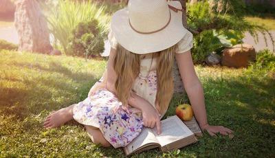 Ler aos mais pequenos