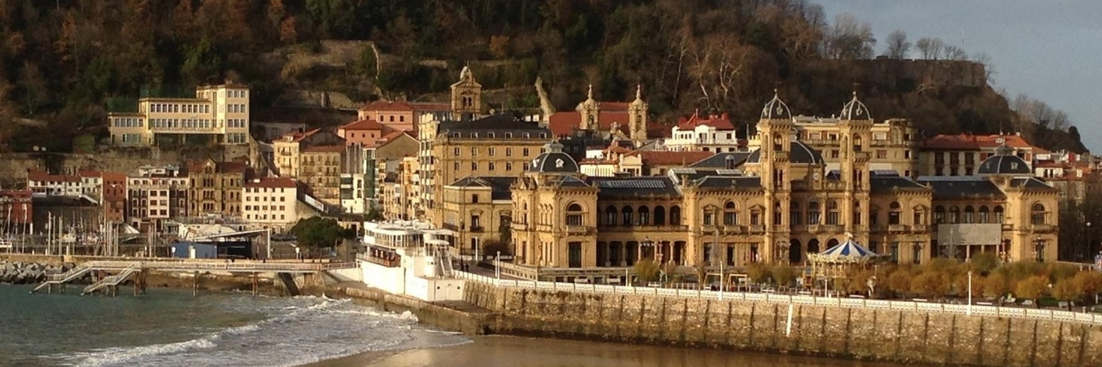 País Basco: tabernas, ondas e Guernica