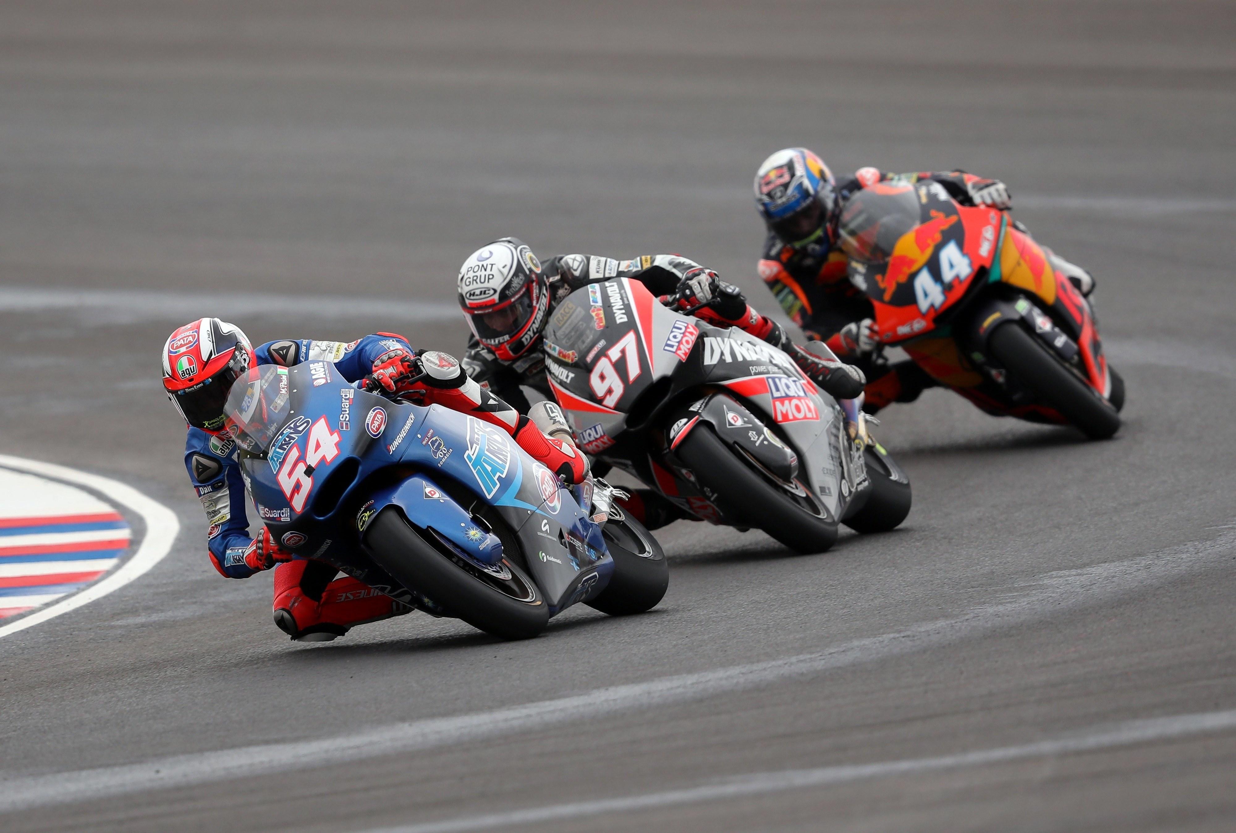 Miguel Oliveira foi o mais rápido nos treinos livres do GP Américas de Moto2