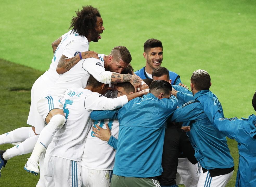 Real Madrid é tricampeão da Liga dos Campeões