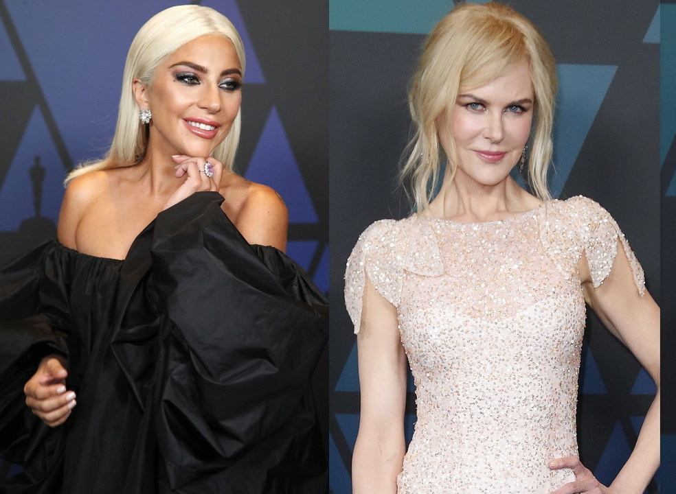 Estrelas juntam-se em Hollywood para a festa dos Óscares honorários