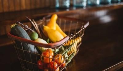 Super dieta: os vegetais mais baixos em hidratos de carbono