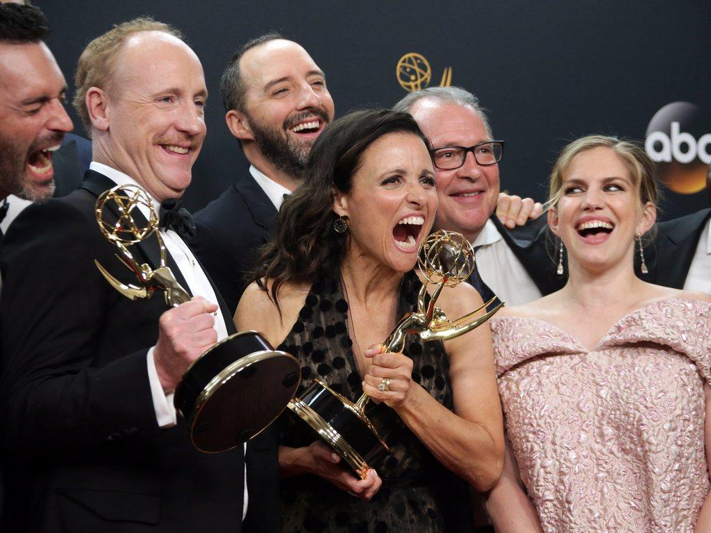 Press Room - 68th Primetime Emmy Awards