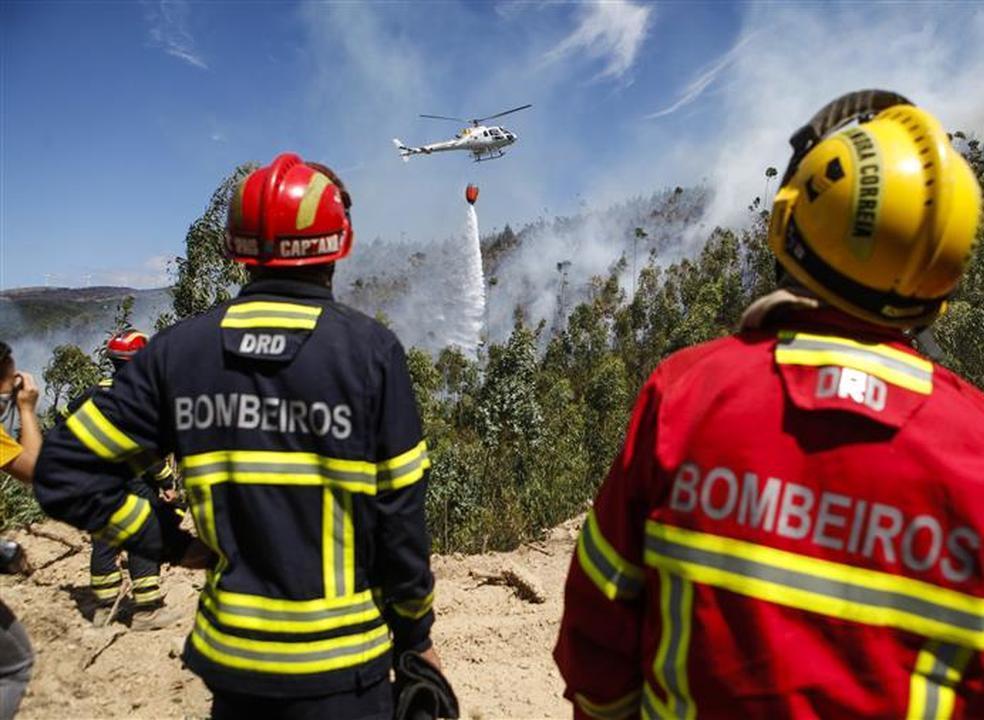 Governo declara situação de alerta entre 27 e 31 de março devido ao risco de incêndio elevado