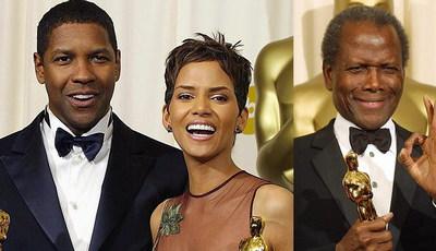 Óscares: 75 vezes em que os negros chegaram aos prémios