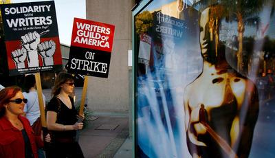 Hollywood à beira de uma greve que pode ter efeitos devastadores