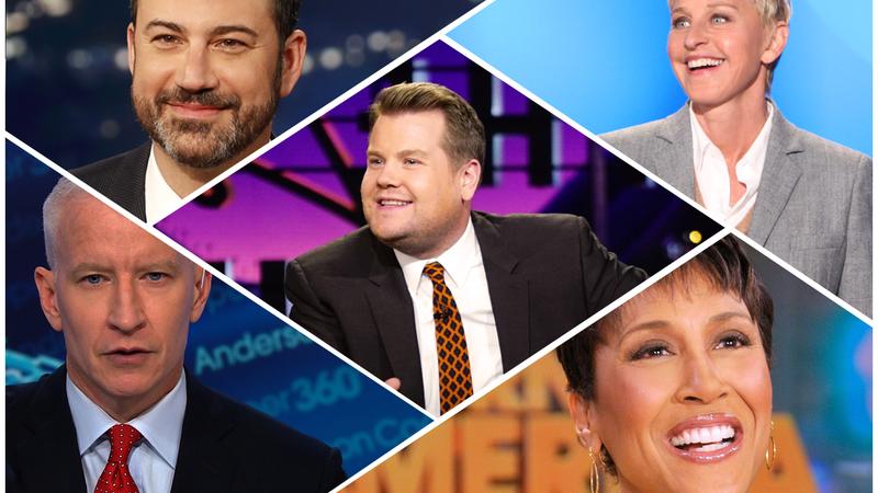 De James Corden a Ellen DeGeneres: quanto ganham as estrelas da TV norte-americana?