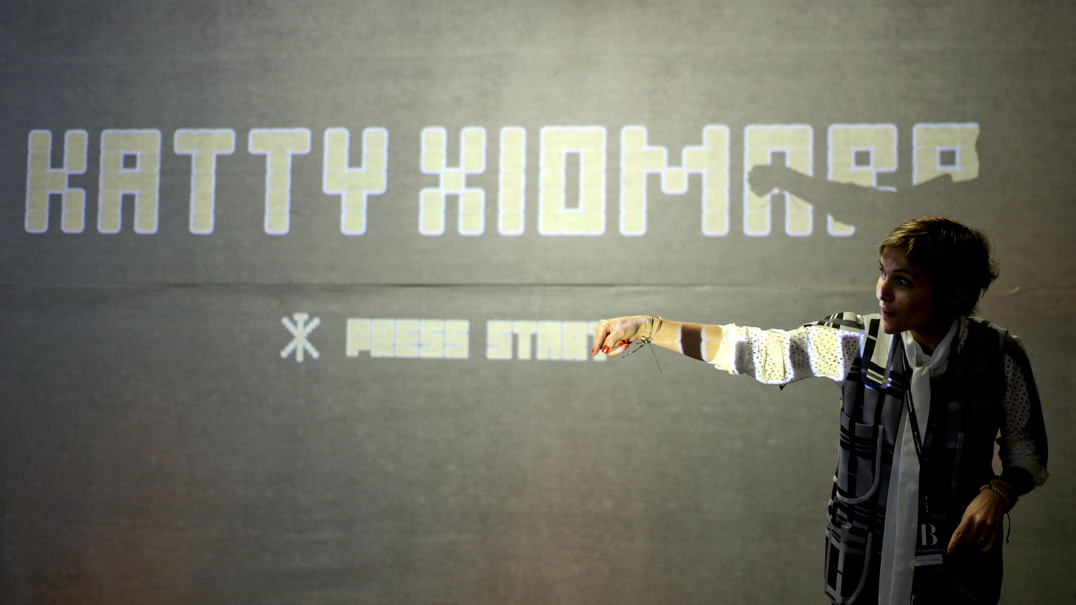 Katty Xiomara junta moda e arte urbana no antigo Matadouro do Porto