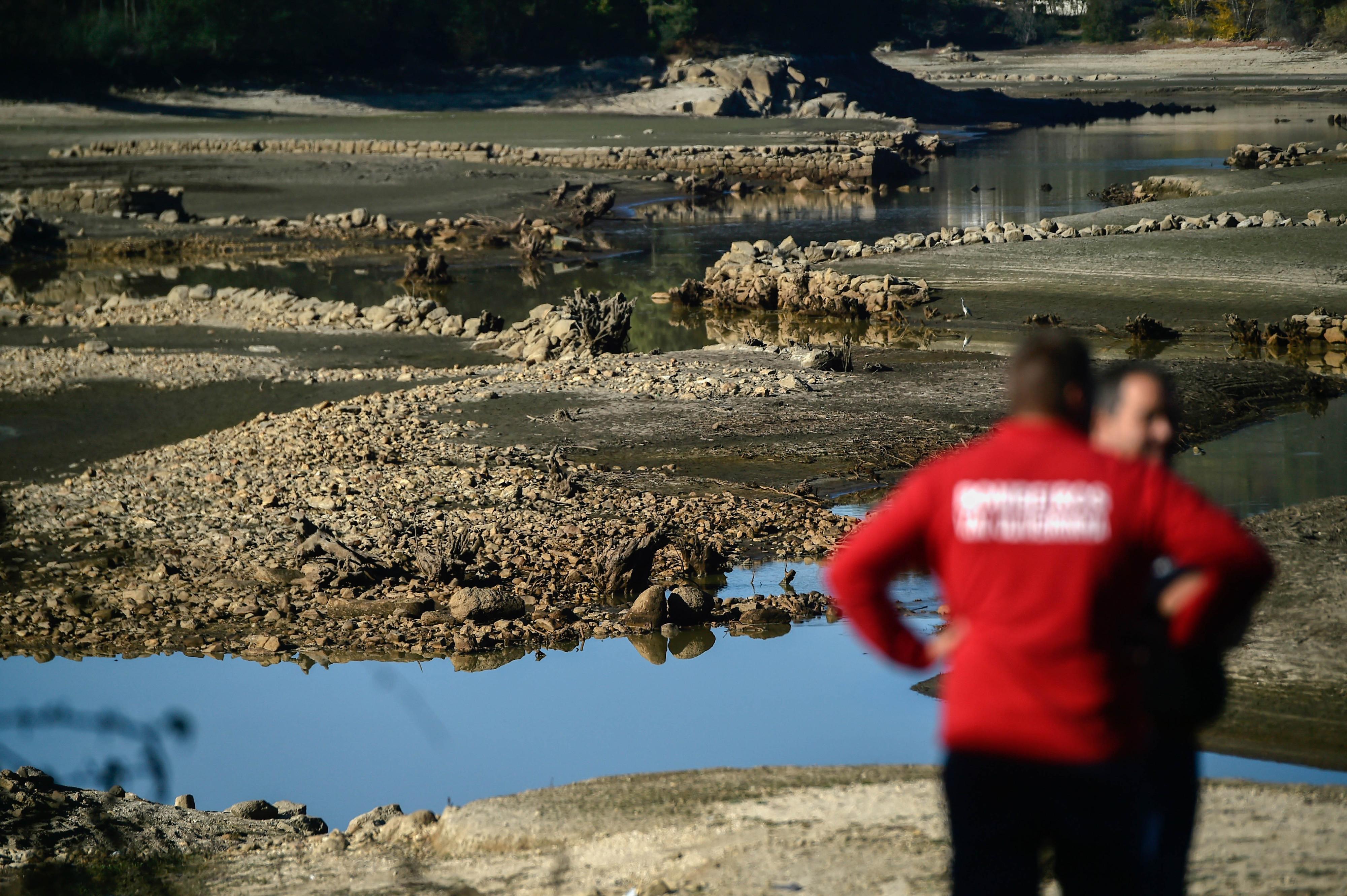 Albufeira de Fagilde aumentou reserva. Há mais um mês de água