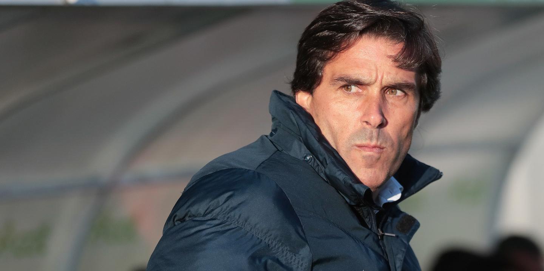 """Daniel Ramos: """"É a terceira mudança de treinador que nos aparece pela frente"""""""