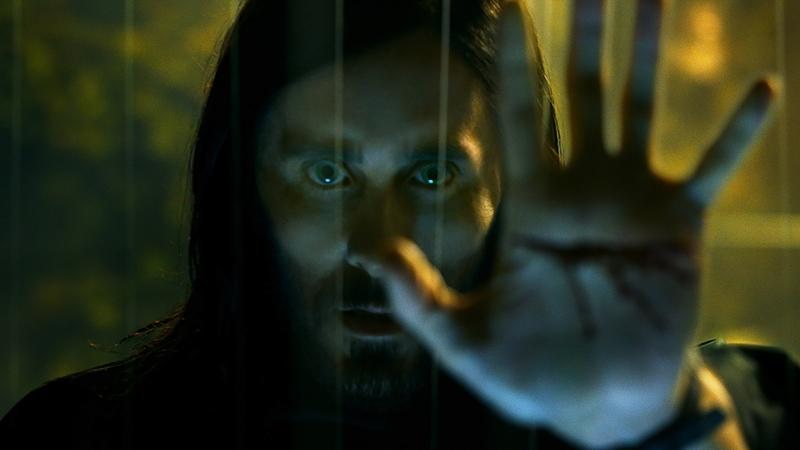 """Jared Leto é um vampiro sedento de sangue no primeiro trailer de """"Morbius"""""""