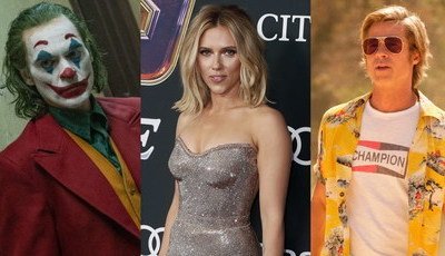 """De """"Joker"""" a Scarlett ou Brad: as curiosidades sobre as nomeações aos Óscares que talvez não saiba"""