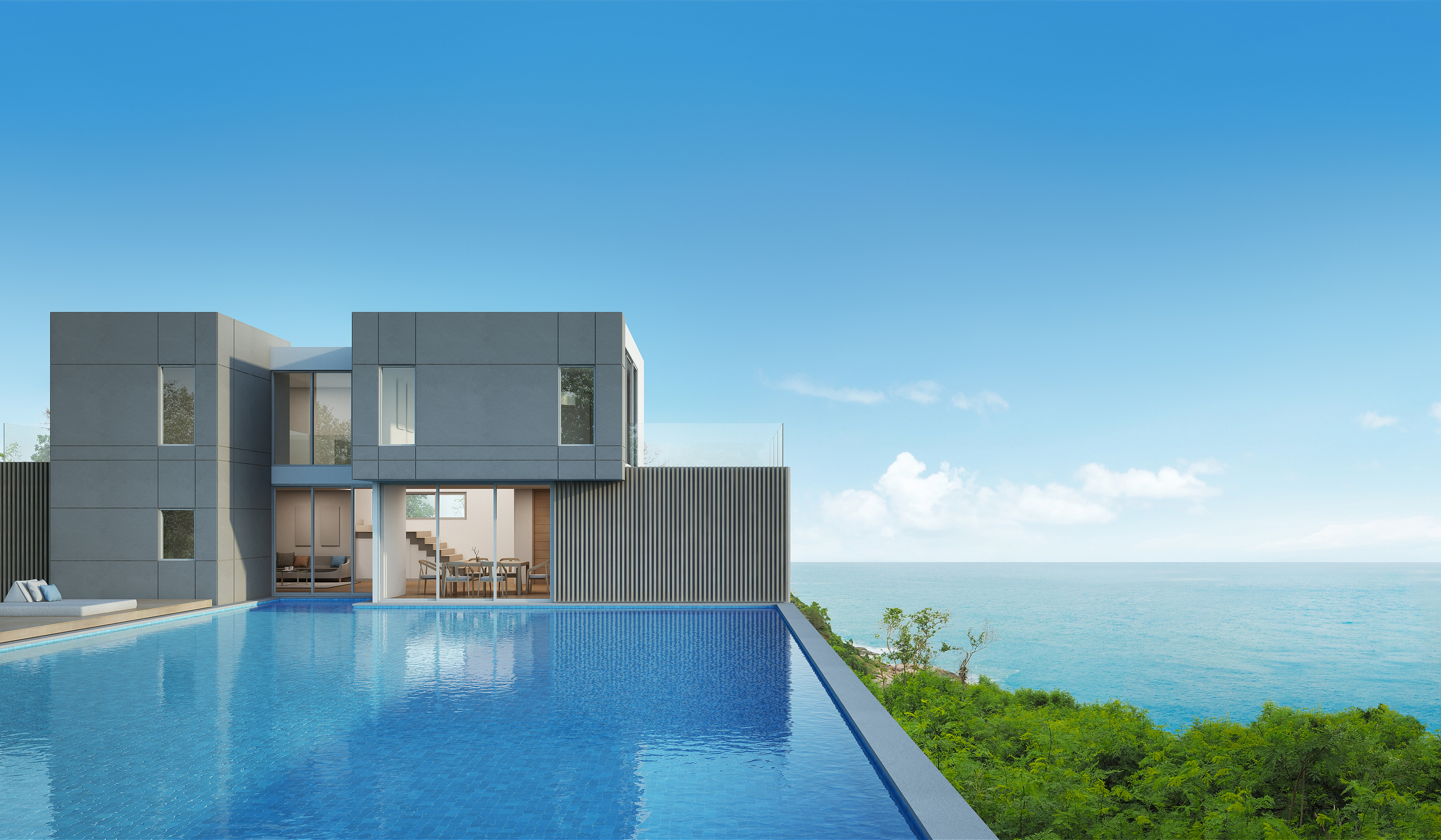 Anda a pensar construir uma casa? 5 propostas assinadas por arquitetos de renome que lhe podem servir de inspiração