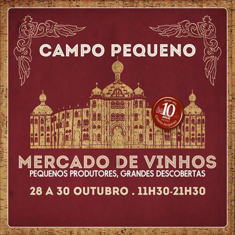 Lisboa - Mercado de Vinhos reúne mais de cem produtores nacionais no Campo Pequeno