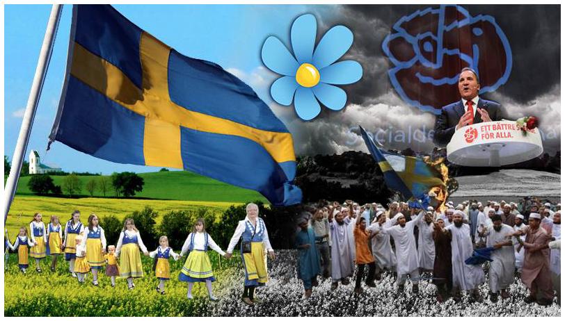 Ex-presidente da Scania disse que a Suécia está a caminho de uma guerra civil por causa da imigração descontrolada?