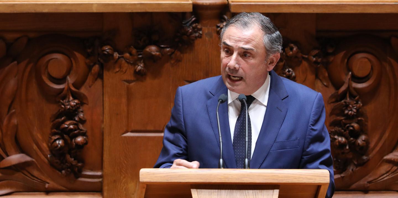 José Silvano indicado como novo secretário-geral do PSD