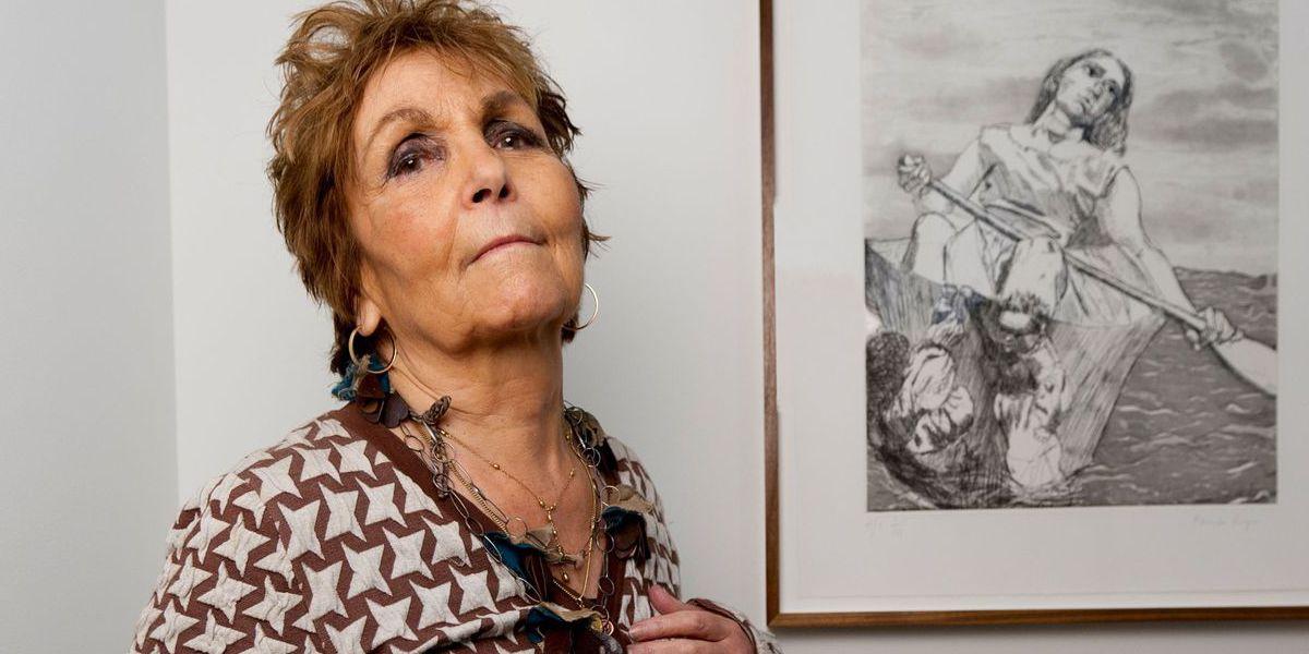 Exposição com autorretratos inéditos de Paula Rego abre hoje no Reino Unido