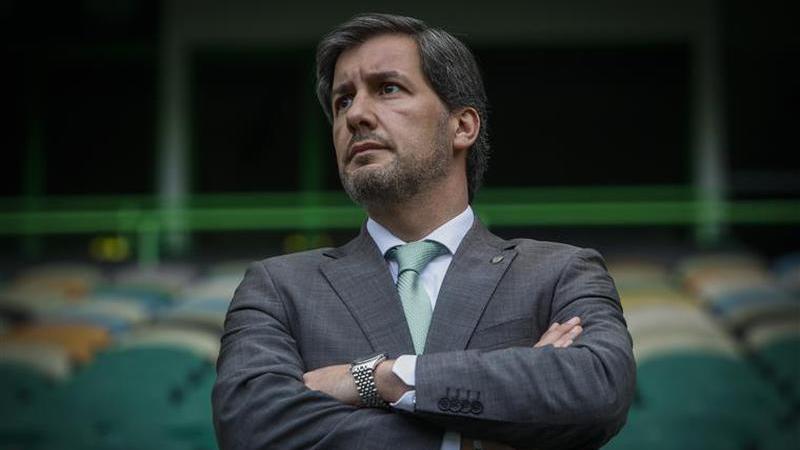 Bruno de Carvalho impede entrada de Sousa Cintra nas instalações do Sporting