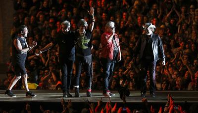 Xutos & Pontapés vão dar concerto especial no Rock in Rio Lisboa