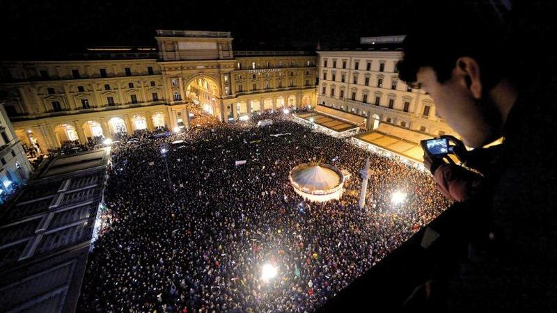 Sardinha contra Salvini