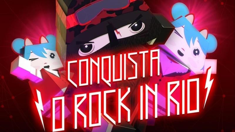 A primeira Arena de Gaming num festival em Portugal vai ser no Rock in Rio