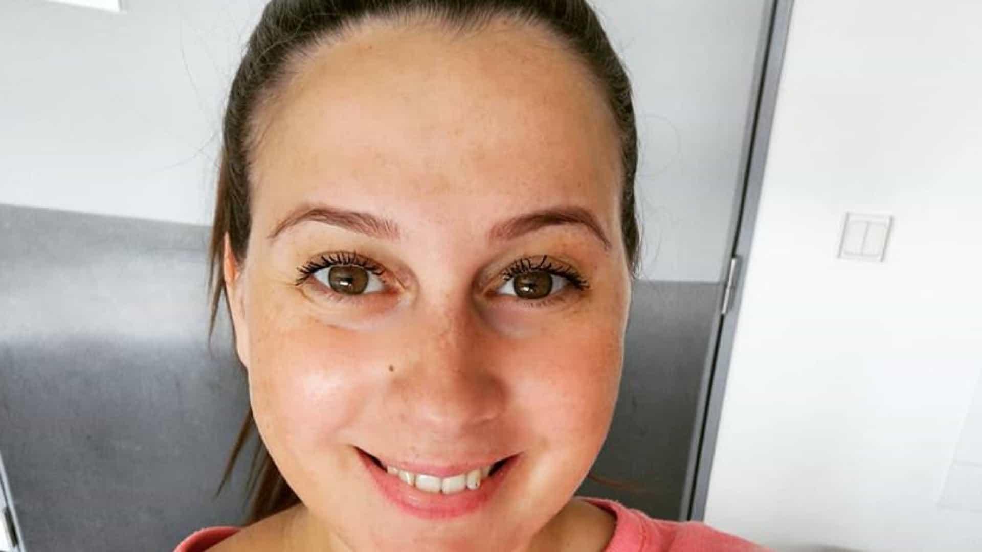 Filha de Daniela Pimenta completou quatro anos
