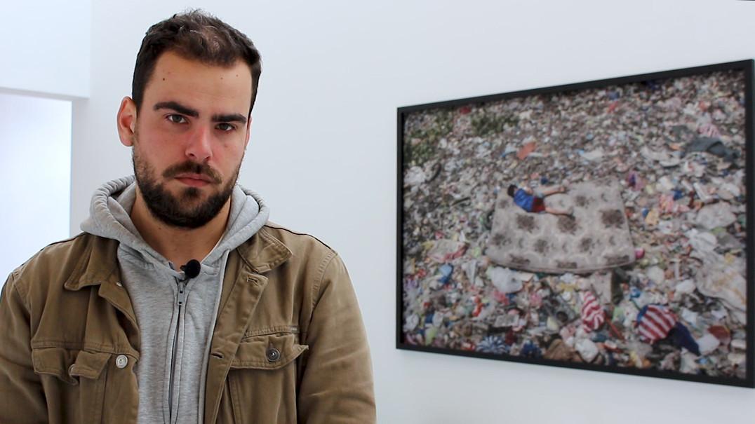 """Mário Cruz: """"depois de vermos esta fotografia somos responsáveis se não fizermos nada"""""""