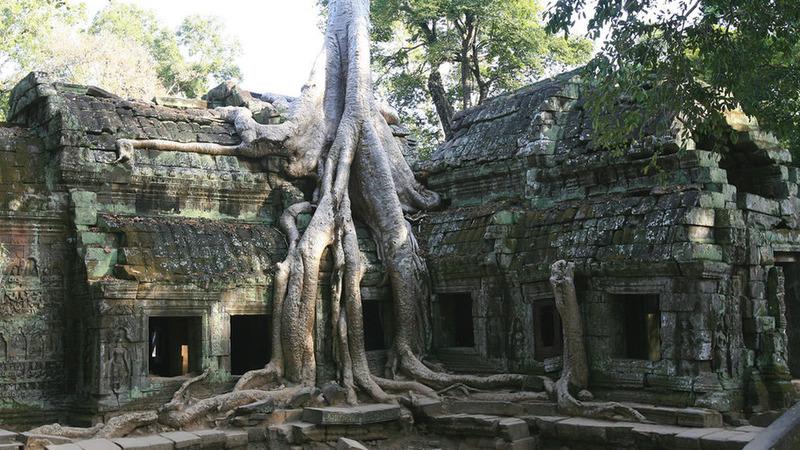 20 ruínas antigas mais impressionantes do mundo