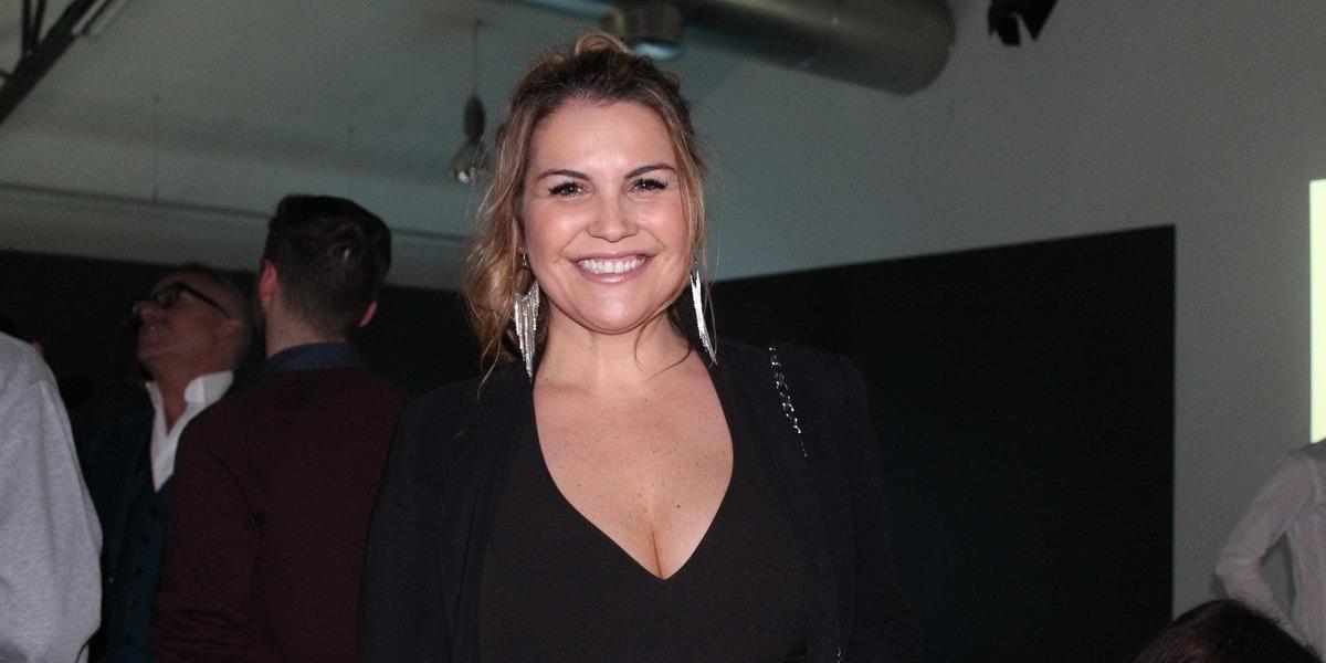Será esta a prova de que Katia Aveiro tem um namorado no Brasil?