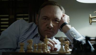 """House of Cards"": Netflix anuncia regresso durante tomada de posse de Trump"