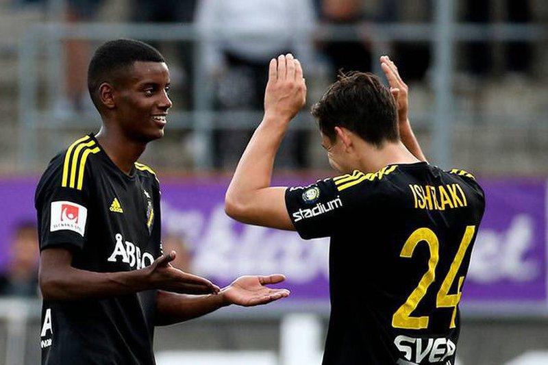 Dortmund contrata o 'próximo Zlatan'