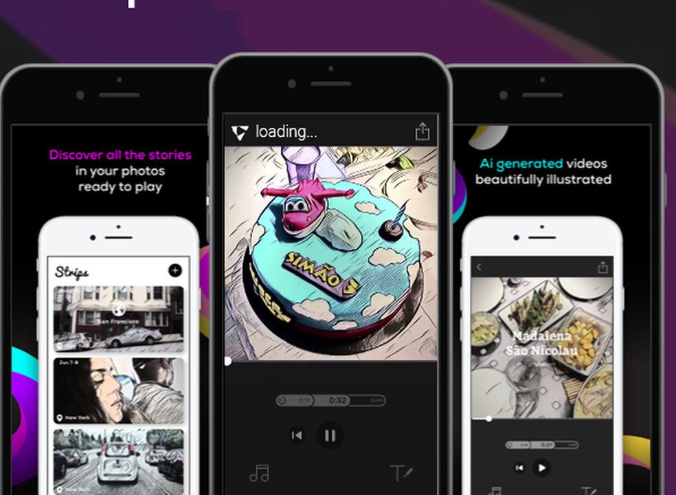 A sua galeria de fotos pode ser transformada em banda desenhada com esta app criada em Portugal