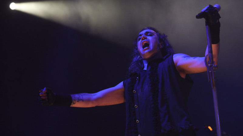 Moonspell iniciam digressão europeia com os Cradle of Filth