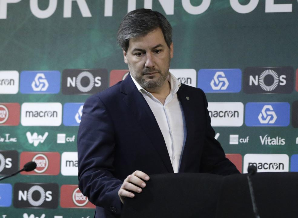 Bruno de Carvalho destituído da presidência do Sporting