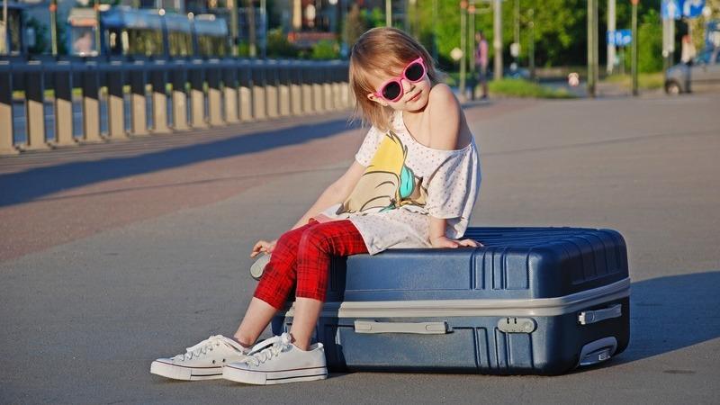 Como usufruir de umas férias tranquilas com as crianças