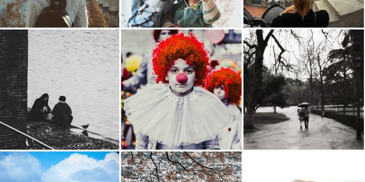 Viagens de Instagram: o mundo visto sob diferentes perspetivas e olhares