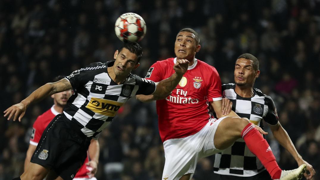 Resumo: A jornada em que o Benfica se distanciou mais do FC Porto
