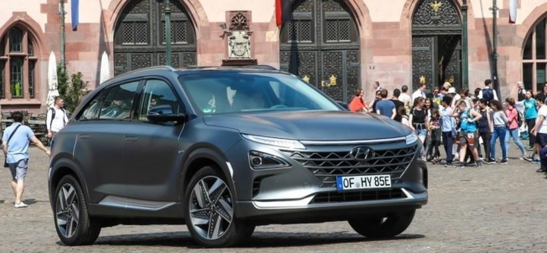 Audi e Hyundai apostam nos carros a hidrogénio