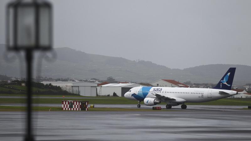 SATA cancelou ligação entre Ponta Delgada e Frankfurt no 3.º dia de greve de tripulantes de cabine