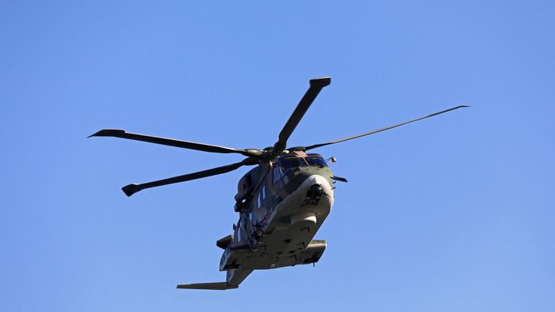 Jovem cai no Rio Minho. Ativado helicóptero da Força Aérea para missão de busca e salvamento