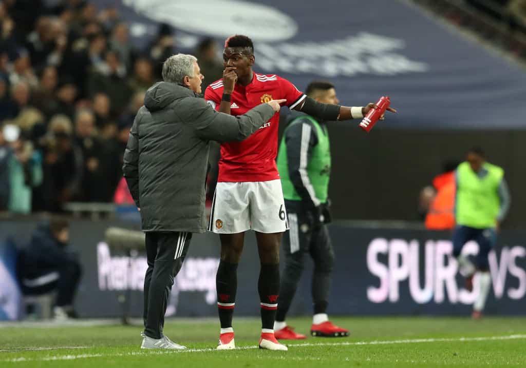 """""""Era óbvio que os jogadores do Manchester United não queriam vencer por Mourinho"""""""
