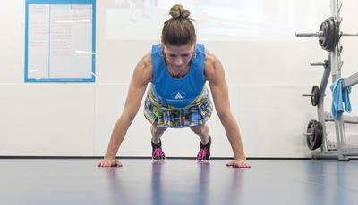 Tenha os músculos tonificados num ápice com este plano de treino