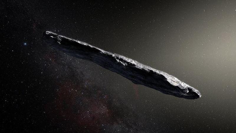 Primeiro asteroide interestelar deslumbra cientistas