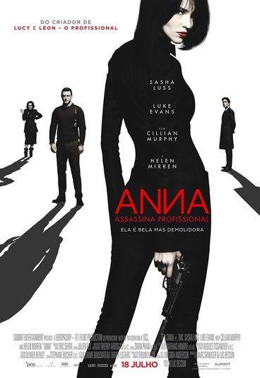 """""""Anna - Assassina Profissional"""": ganhe convites para as antestreias"""