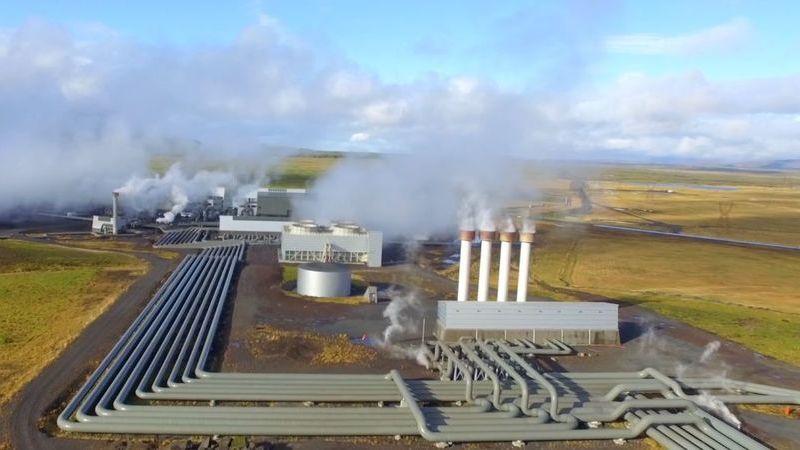 Cientistas na Islândia estão a transformar CO2 em rocha para ajudar o ambiente