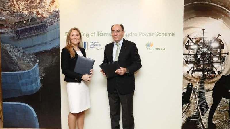 BEI financia em 650 milhões de euros novos projetos da Iberdrola em Portugal