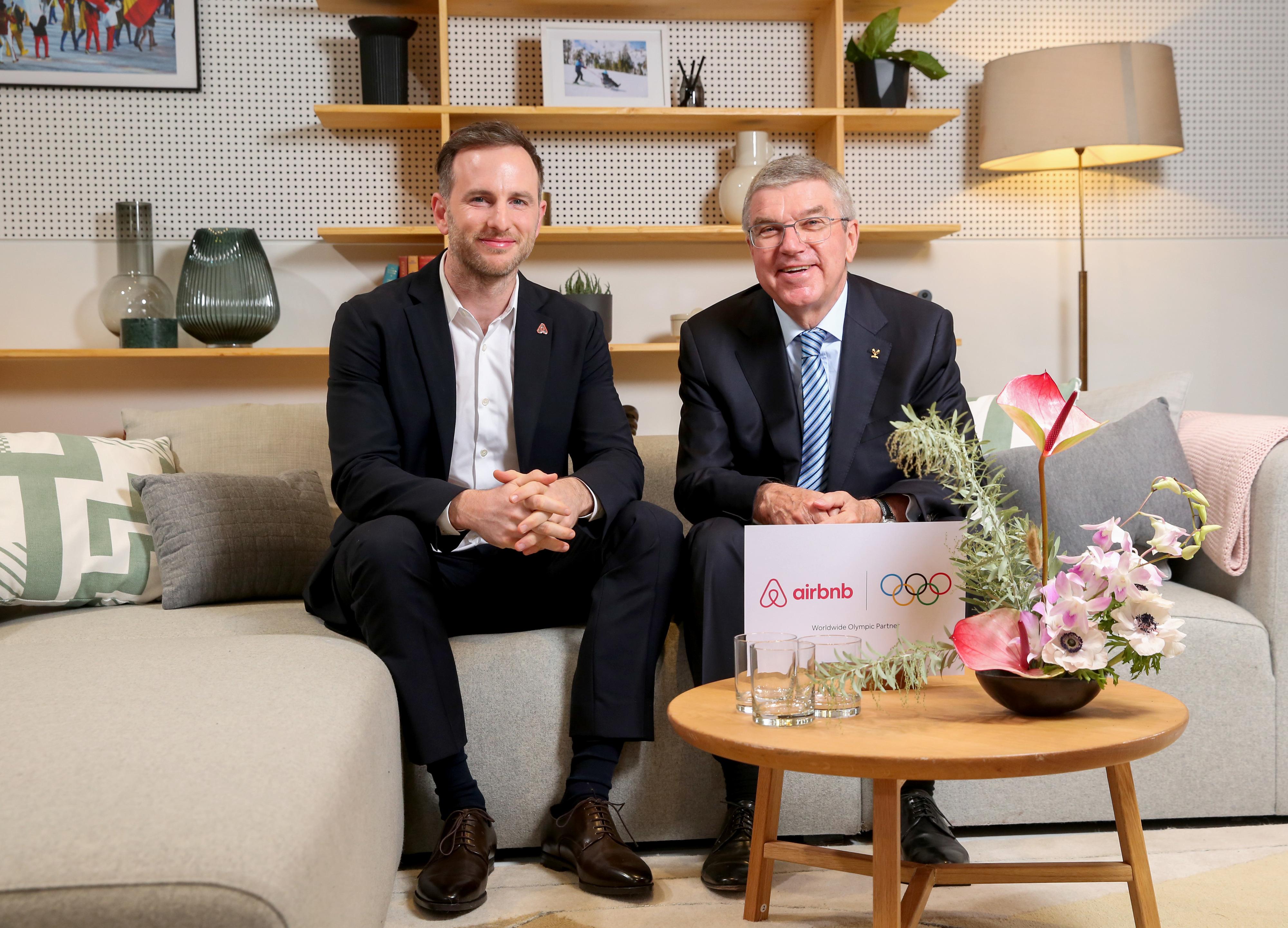 Airbnb torna-se um dos principais patrocinadores dos Jogos Olímpicos até 2028