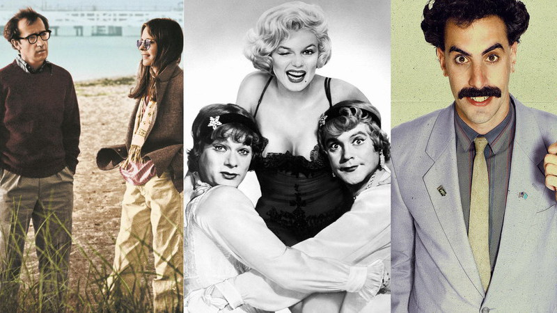 Dia Internacional do Riso: Nestes 50 filmes, rir é mesmo o melhor remédio