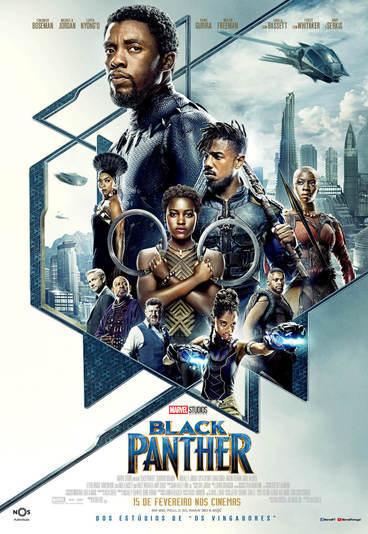 """Black Panther"": Ganhe merchandising do filme"